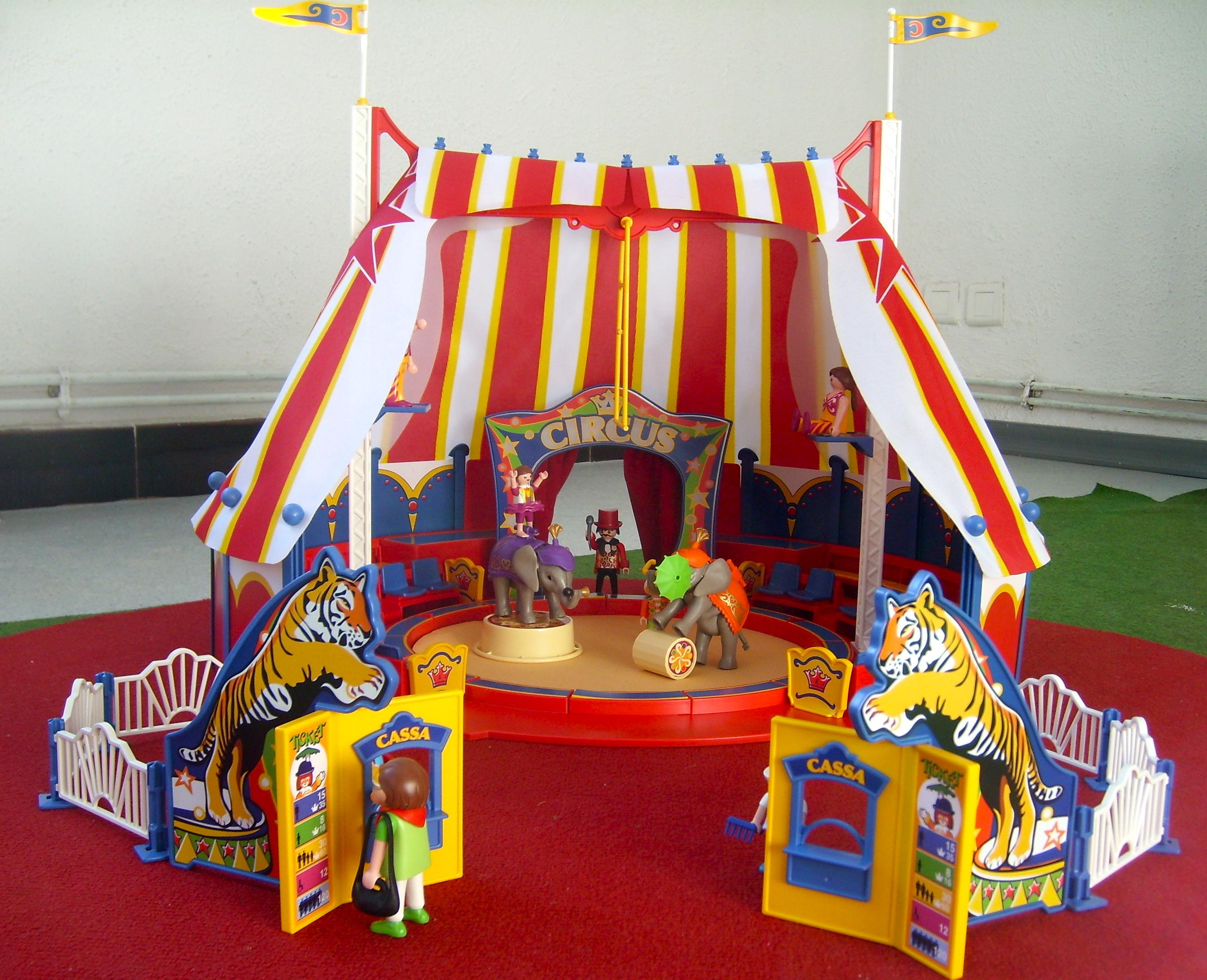 Playmobil cirque - Cirque playmobil ...